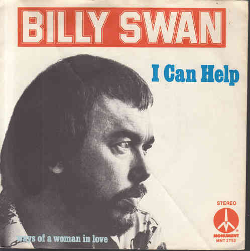 VINYL45T Billy swan i can help holland 1974