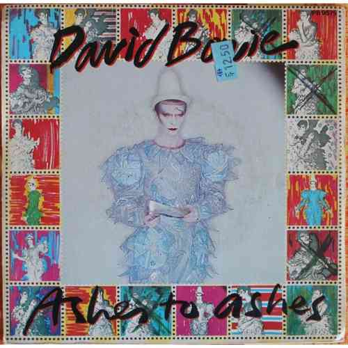 VINYL david bowie ashes to ashes 1980