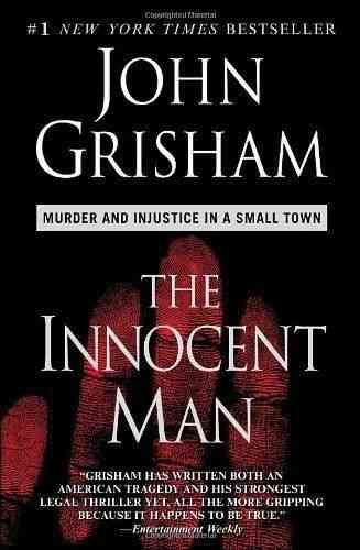 LIVRE John Grisham the innocent man