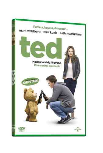 DVD Ted