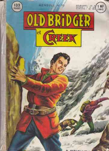 BD old bridger et creek  N° 70 1962