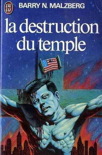 LIVRE Barry N.Malzberg la destination du temple 1976 j'ai lu N°637