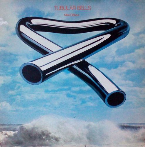 VINYL33T mike oldfield tubular bells 1973