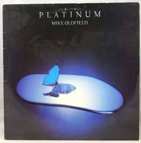 VINYL 33 T mike oldfield platinium 1979
