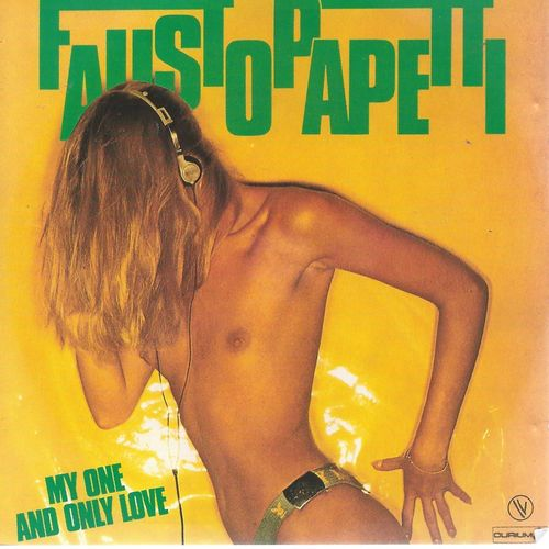VINYL 33T fausto papetti my one and only love