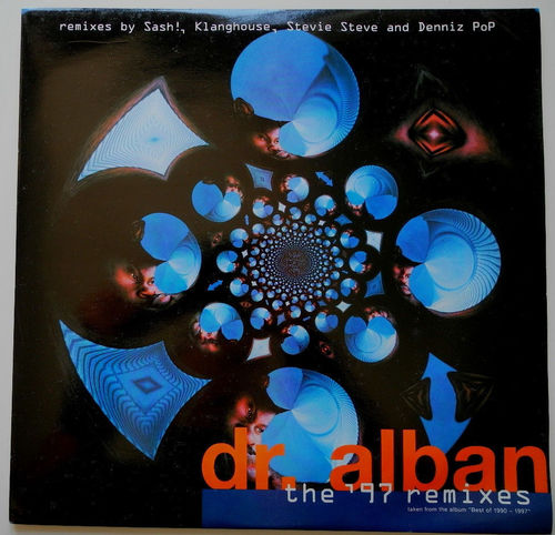 VINYL33T dr alban the 97 remixes