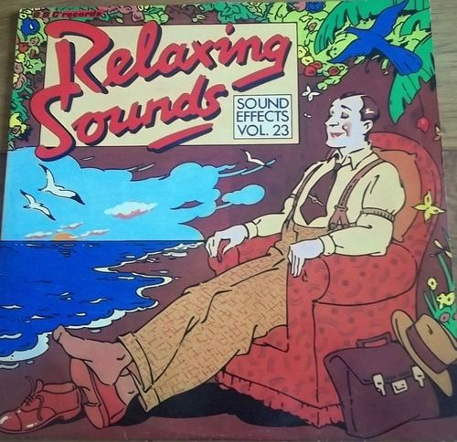 VINYL33T relaxing sounds sound effects vol 23 BIEM