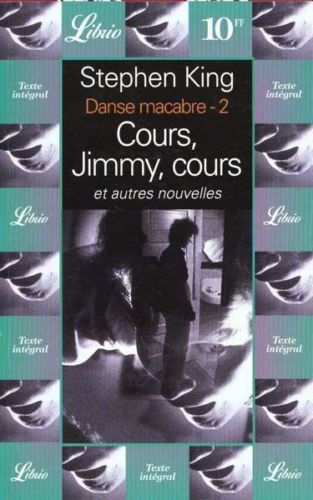 LIVRE Stephen King cours Jimmy cours Librio n°214