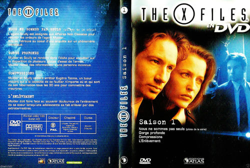 DVD the x files saison 1 vol 1 2004
