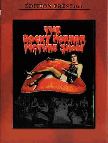 DVD the rocky horror picture show Jim Sharman 2005