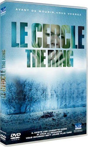 DVD le cercle the ring 2003