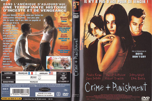 DVD crime + punishement Rob Schmidt 2002