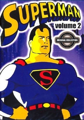 DVD superman volume 2 Clack Kent 2005