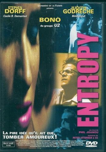 DVD entropy phil joanou 2000