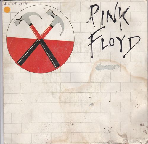 VINYL45Tpink floyd run like hell 1979