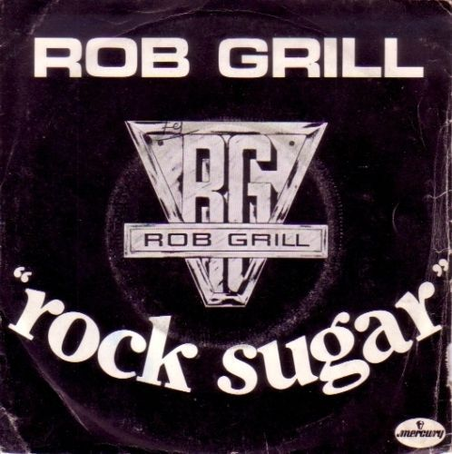 VINYL45T rob grill rock sugar 1979