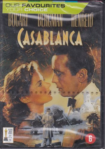 DVD casablanca 1999 Michael Curtiz