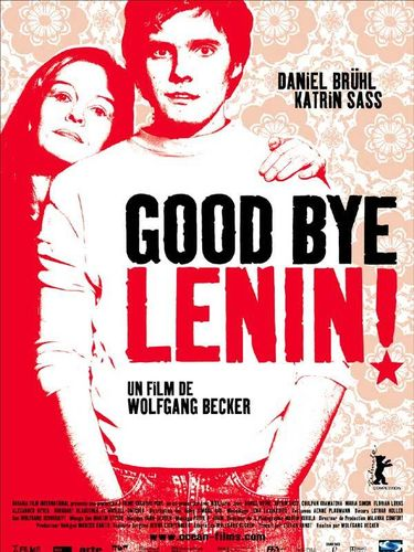 DVD good bye lenin un film de wolfgang becker 2004