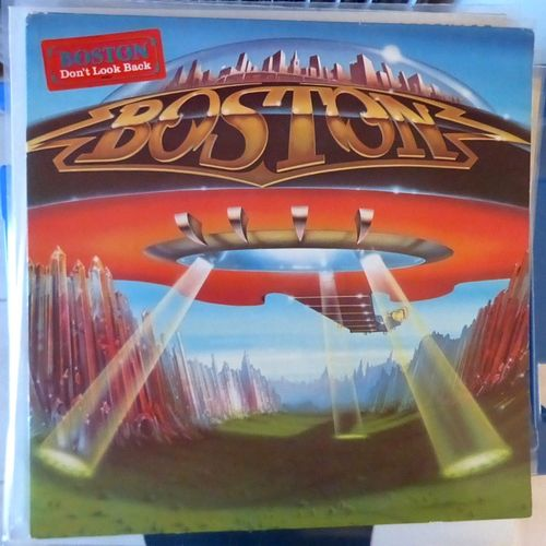 VINYL 33 T boston dont look back 1978