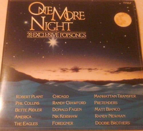 VINYL 33T one more night 28 exclusive pop songs
