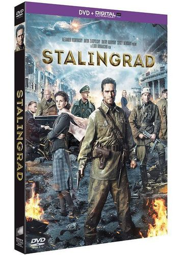 DVD stalingrad film + copie digitale 2014