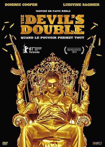DVD film devil's double Lee Tamahori 2012