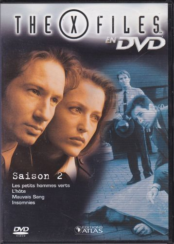 DVD the x files saison 2 vol 7 série tv de science fiction 2000