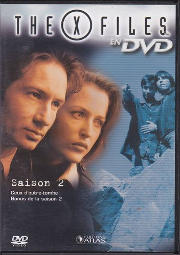 DVD the x files saison 2 vol 13 série tv de science fiction 2000