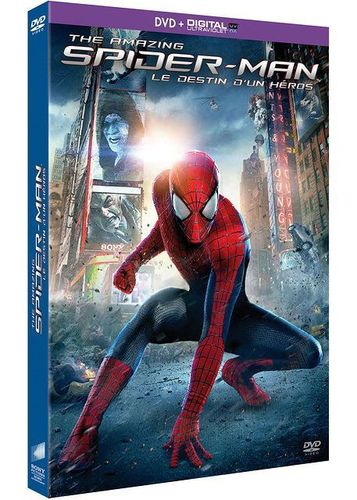 DVD spider-man the amazing  marvel 2005