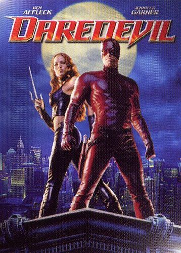 DVD daredevil Marvel 2003