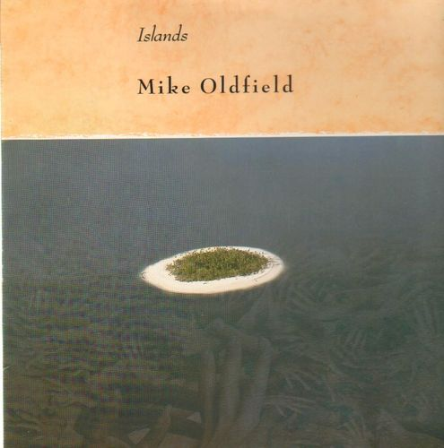 VINYL 33 T mike oldfield islands 1987