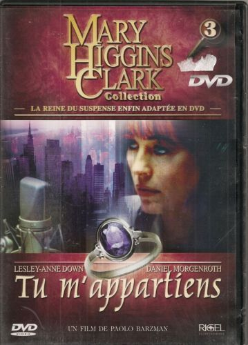 DVD Mary higgins clark vol 3 tu m'appartiens 2003