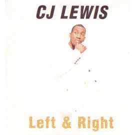 CD CJ Lewis left & right