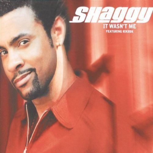 CD Shaggy It wasn't me 2001