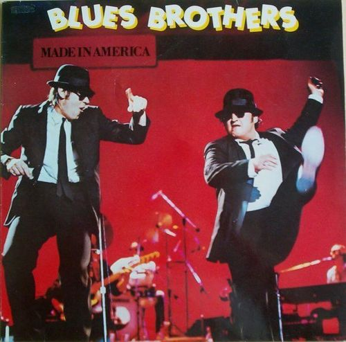 CD les blues brothers made in américa 1992