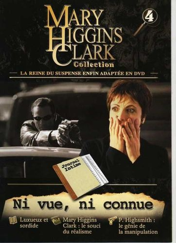 DVD Mary higgins clark vol 4 ni vue,ni connue  2003