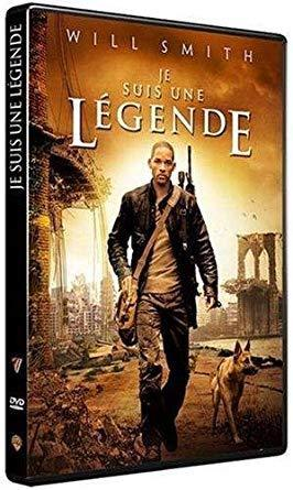 DVD je suis une légende will smith 2008