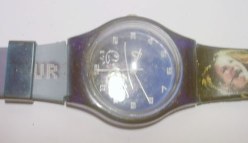 MONTRE  week end tour lory 2004