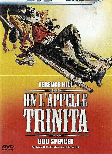 DVD Terence Hill on continue a l'appeler trinita 2006