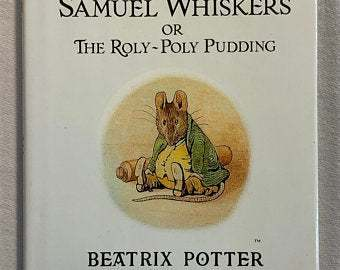 LIVRE Beatrix potter The tale of Samuel Whiskers n°16 1973
