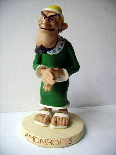 FIGURINE asterix amonbofis (12ctm) 2000