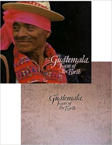 LIVRE peter perkins guatemala faces of the earth 1977 EO
