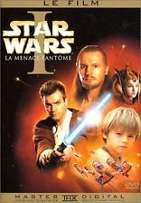 star wars dvd-vente dvd book-music-docaz