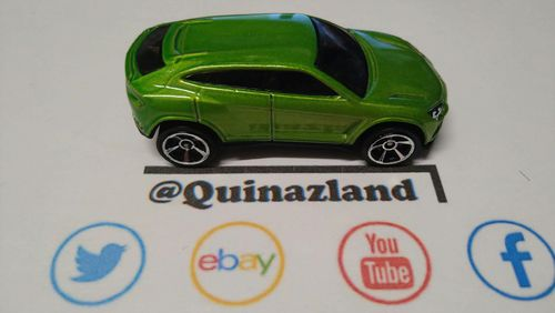 Hot Wheels Lamborghini Urus 2017 exclusive multipack (CL08)