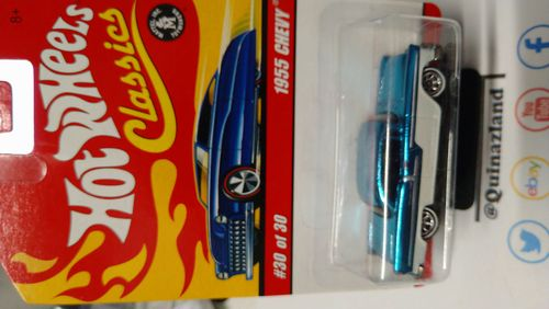 Hot wheels Classics serie 2 1955 Chevy (CP33)