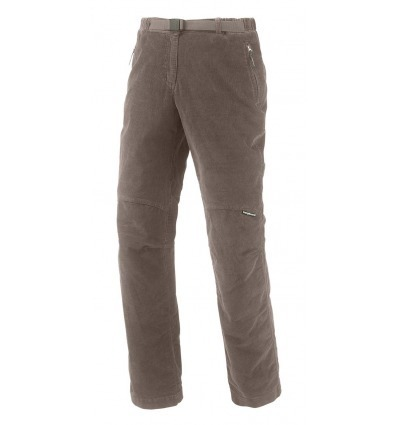 Trangoworld Pant. Largo Mujer Sangha (-50%) verde oscuro