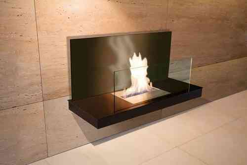 Chimenea de bio-etanol de pared Wall Flame II