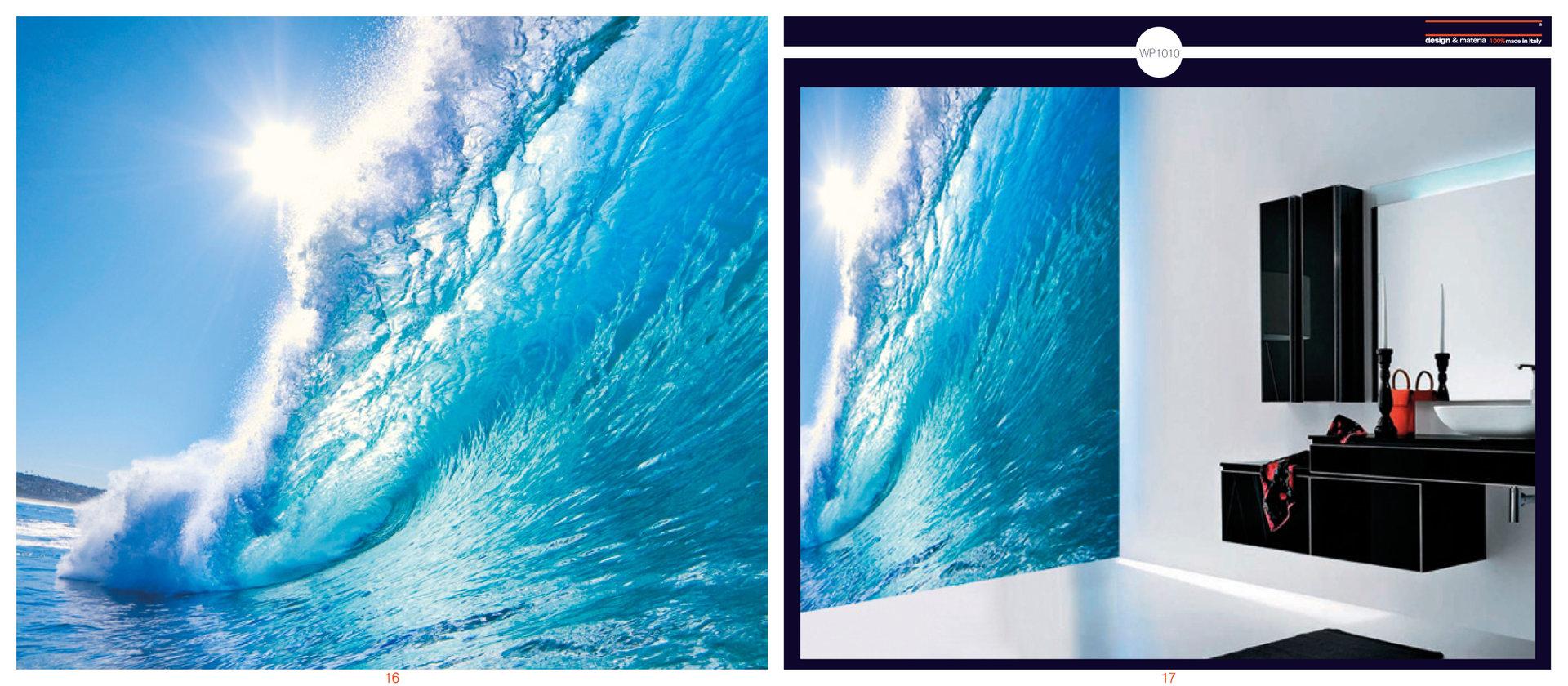Panel decorativo para paredes