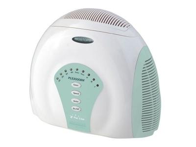 Purificador de aire con ionizador