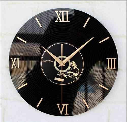 Reloj de pared Disco LP